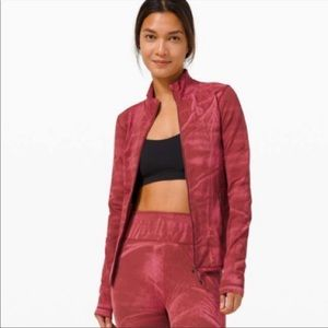 NWT Lululemon Ebb to Street Define Jacket